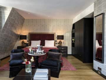 Junior Suite  - The Toren Amsterdam - By the Pavilions