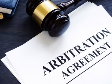 Arbitration Beware: No Insolvency Petition - OLN