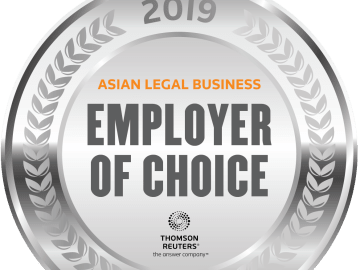 OLN Has Been Ranked as Employer of Choice by Asian Legal Business - OLN