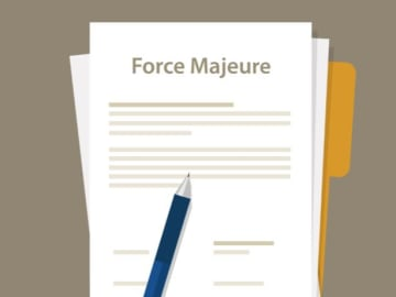 Are you frustrated by your force majeure clause? - OLN