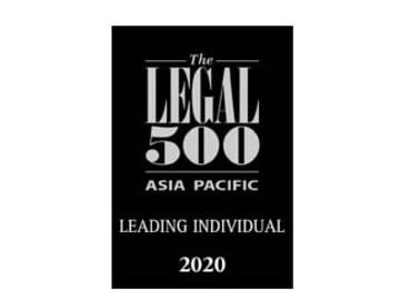 Oldham Li & Nie has be highly ranked in the Legal 500 Asia Pacific 2020 once again - OLN