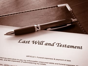 Problems for Your Family by Not Leaving a Will  - OLN