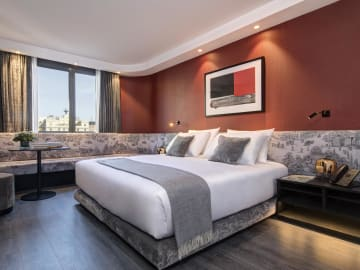 Deluxe Exterior Room - The Pavilions Madrid