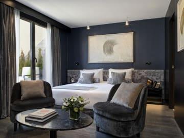 Terrace Studio Suite - The Pavilions Madrid