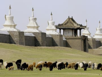 HISTORICAL DAY TRIPS - The Pavilions Mongolia