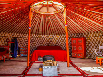 OUR GERS - The Pavilions Mongolia
