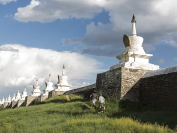 FAMILY STAYS - The Pavilions Mongolia