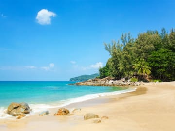 Phukets Secret Beaches - The Pavilions Phuket