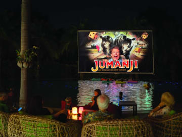 Firefly Dive-In Cinema - The Pavilions Phuket