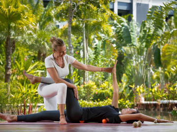The Pavilions Phuket launches new Yoga Menu