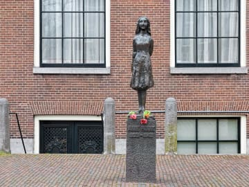 Anne Frank House - The Toren Amsterdam - By the Pavilions