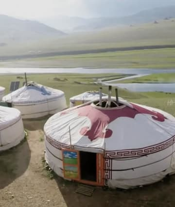CAMP - The Pavilions Mongolia