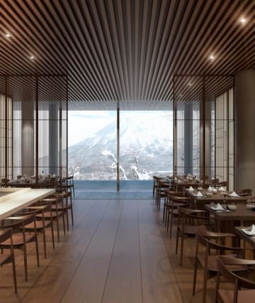 Dining - The Pavilions Niseko