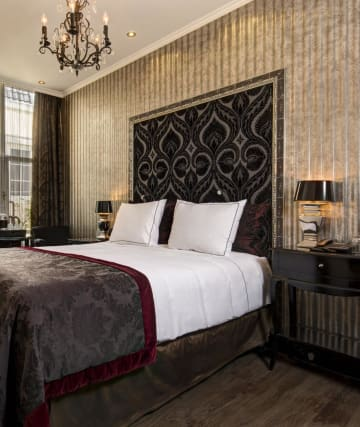 Cosy Rooms - The Toren Amsterdam - By the Pavilions