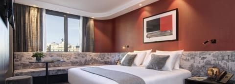 ROOM & SUITES - The Pavilions Madrid