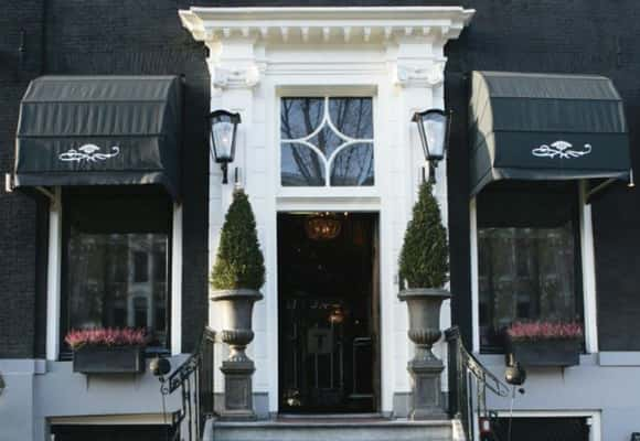A Stay in History - The Toren Amsterdam - By the Pavilions