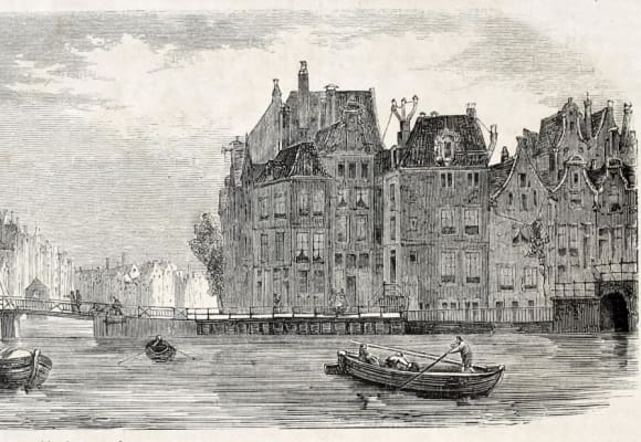 A Little Background 1800 - Today - The Toren Amsterdam - By the Pavilions