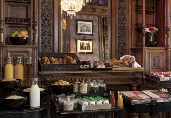 Breakfast - The Toren Amsterdam - By the Pavilions