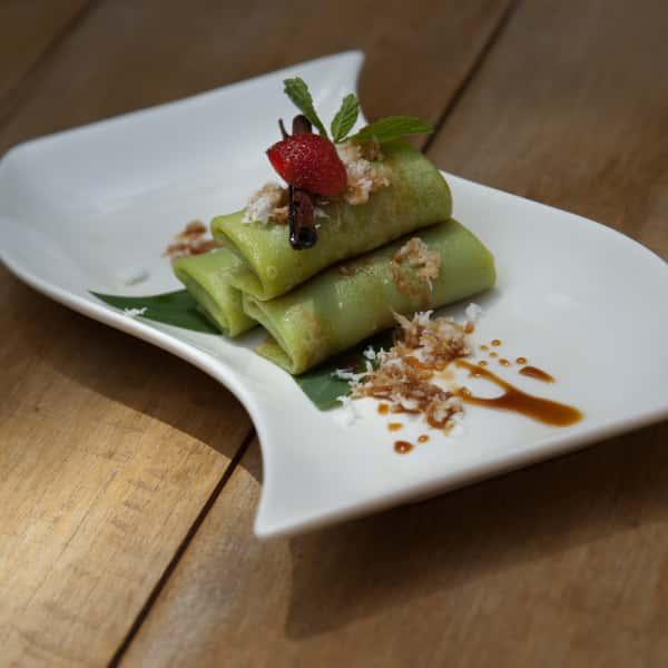 Balinese sweet delicacies