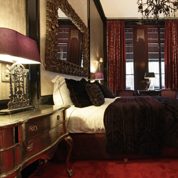 Special Deluxe Triple Room With Canal View