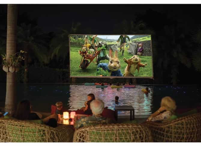 Easter Dive-In Cinema