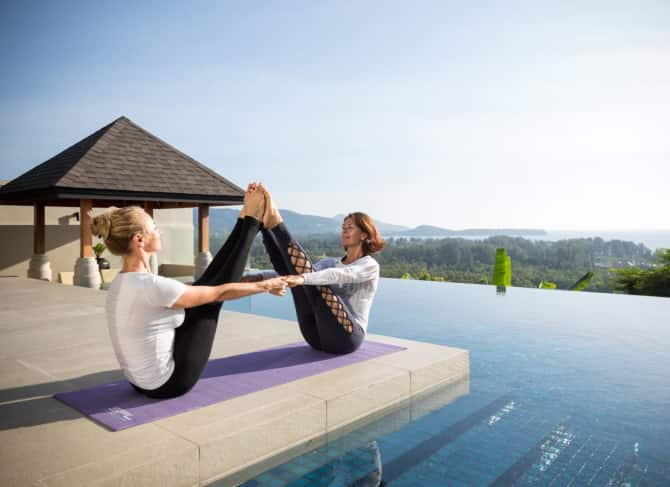 Yoga & Fitness Class