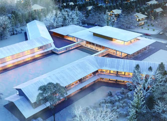 The Pavilions Niseko