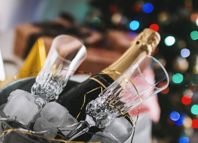 Champagne Package