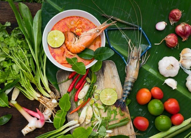 Thai Culinary Series ANDAMAN SEAFOOD
