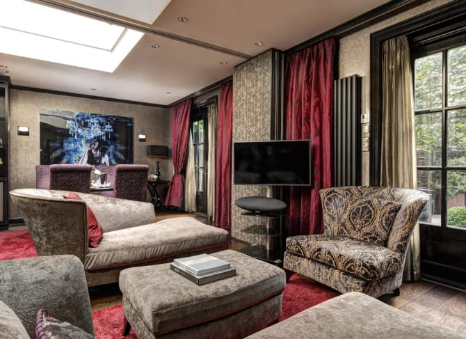 Double Executive Suite