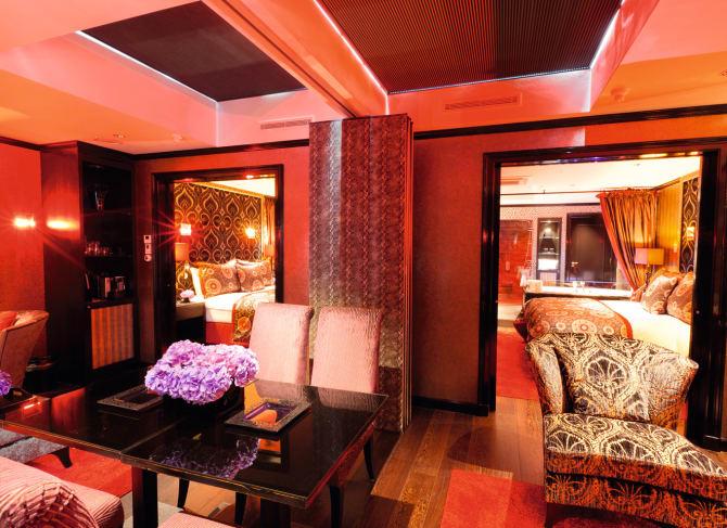 Double Executive Suites