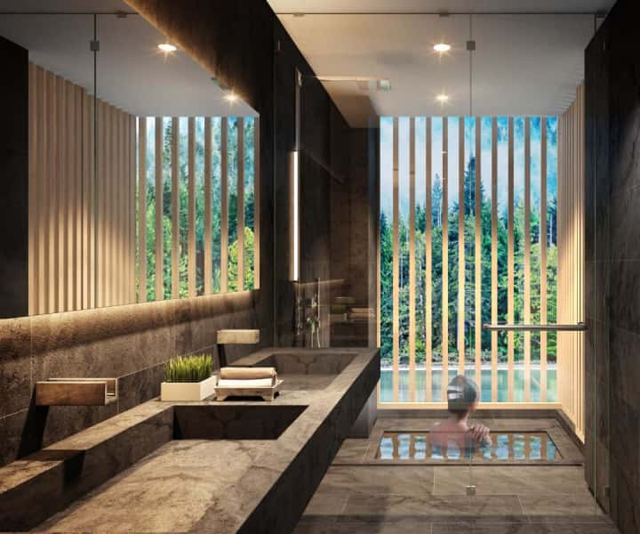 Spa & Wellness - The Pavilions Niseko