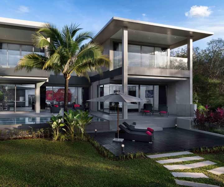 Phuket Residences - The Pavilions Residences