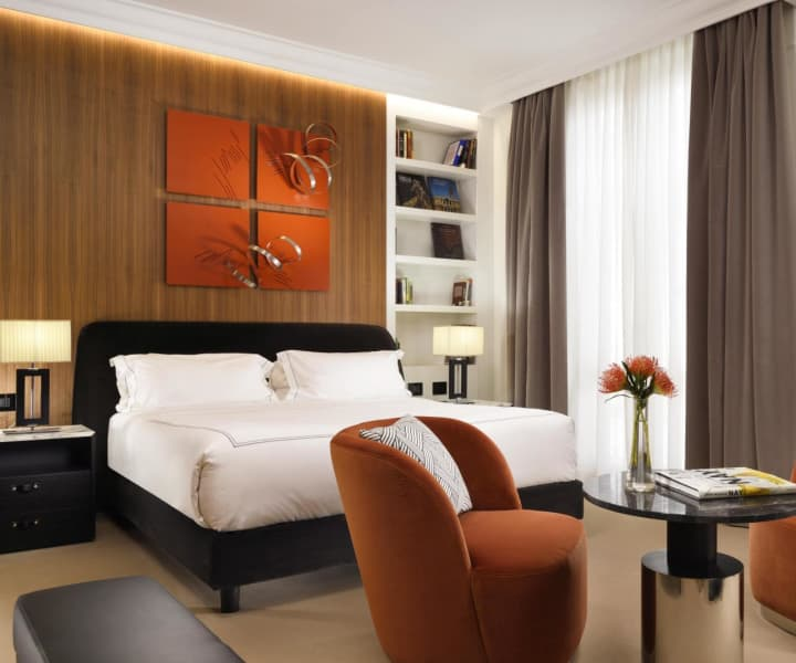 Rooms & Suites  - The First Roma Dolce