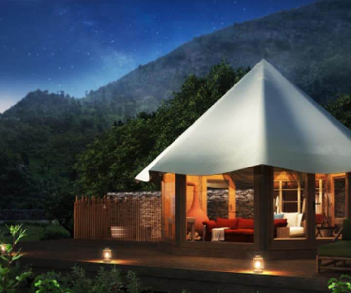 NEW - The Pavilions Himalayas