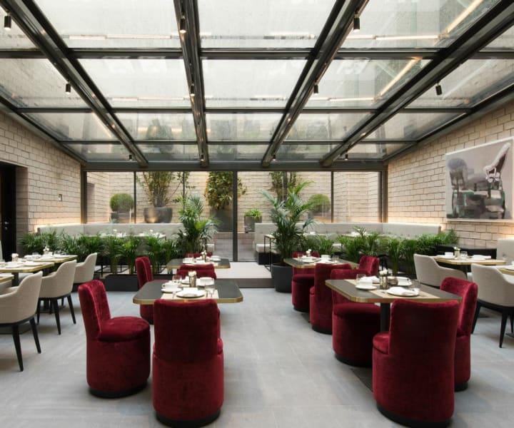 DINING - The Pavilions Madrid
