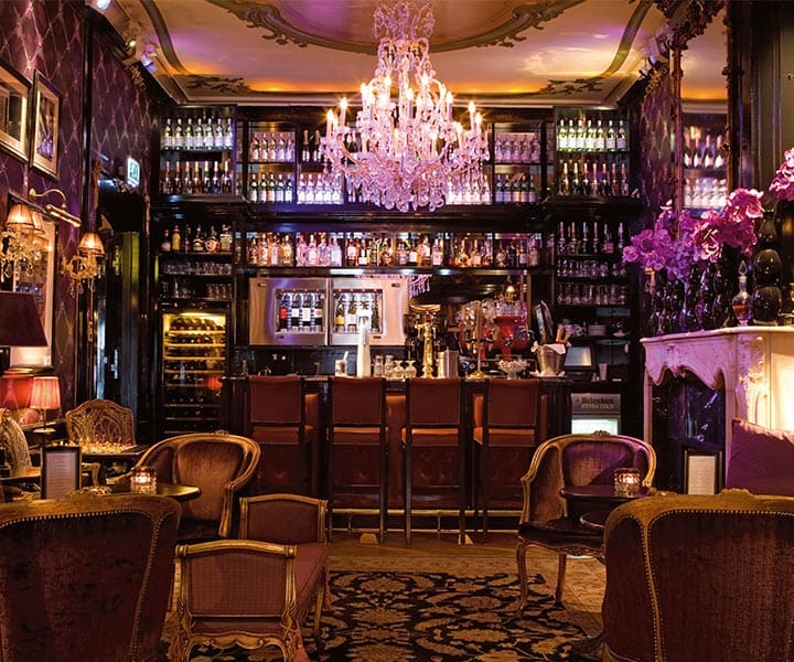 LOUNGE BAR - The Toren Amsterdam - By the Pavilions