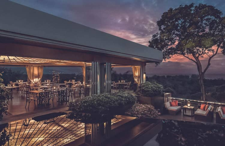 The Pavilions Phuket launches new Menu