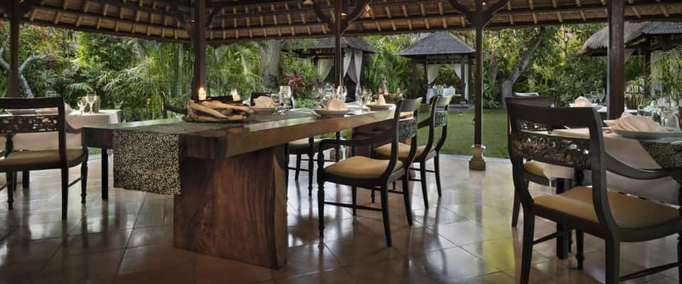 The Jahe Restaurant - The Pavilions Bali
