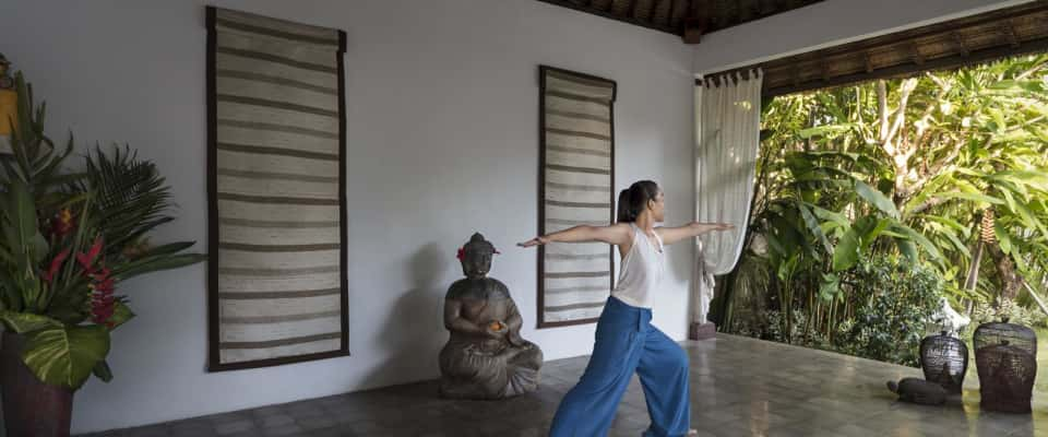 Yoga - The Pavilions Bali