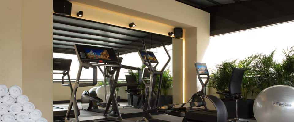 Fitness - The Pavilions Madrid