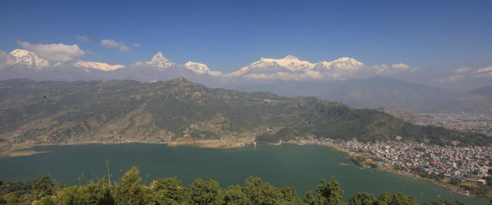 Mountain Biking Tours - The Pavilions Himalayas
