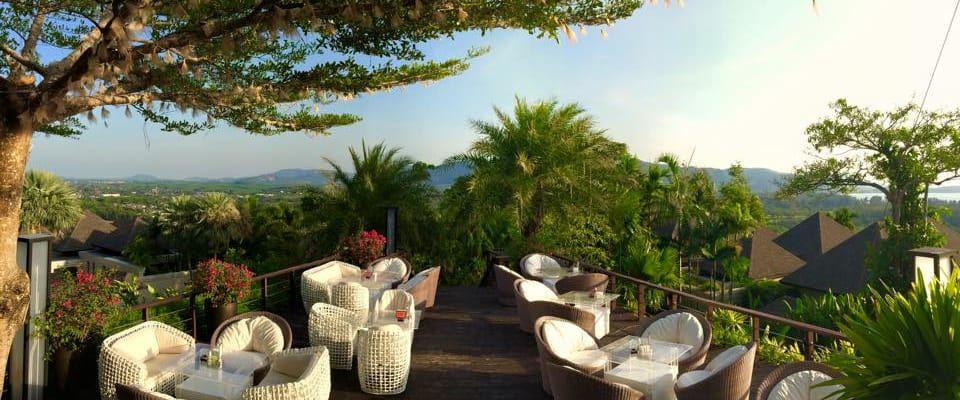 360° Bar - The Pavilions Phuket