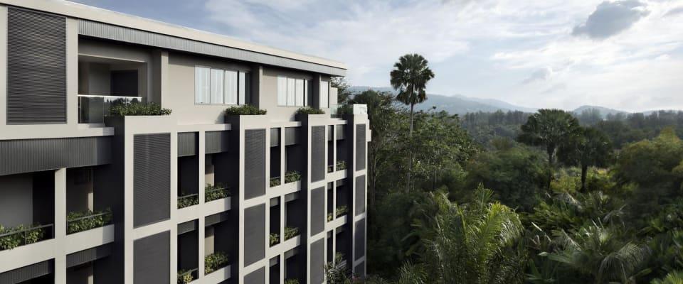 Location - The Pavilions Phuket