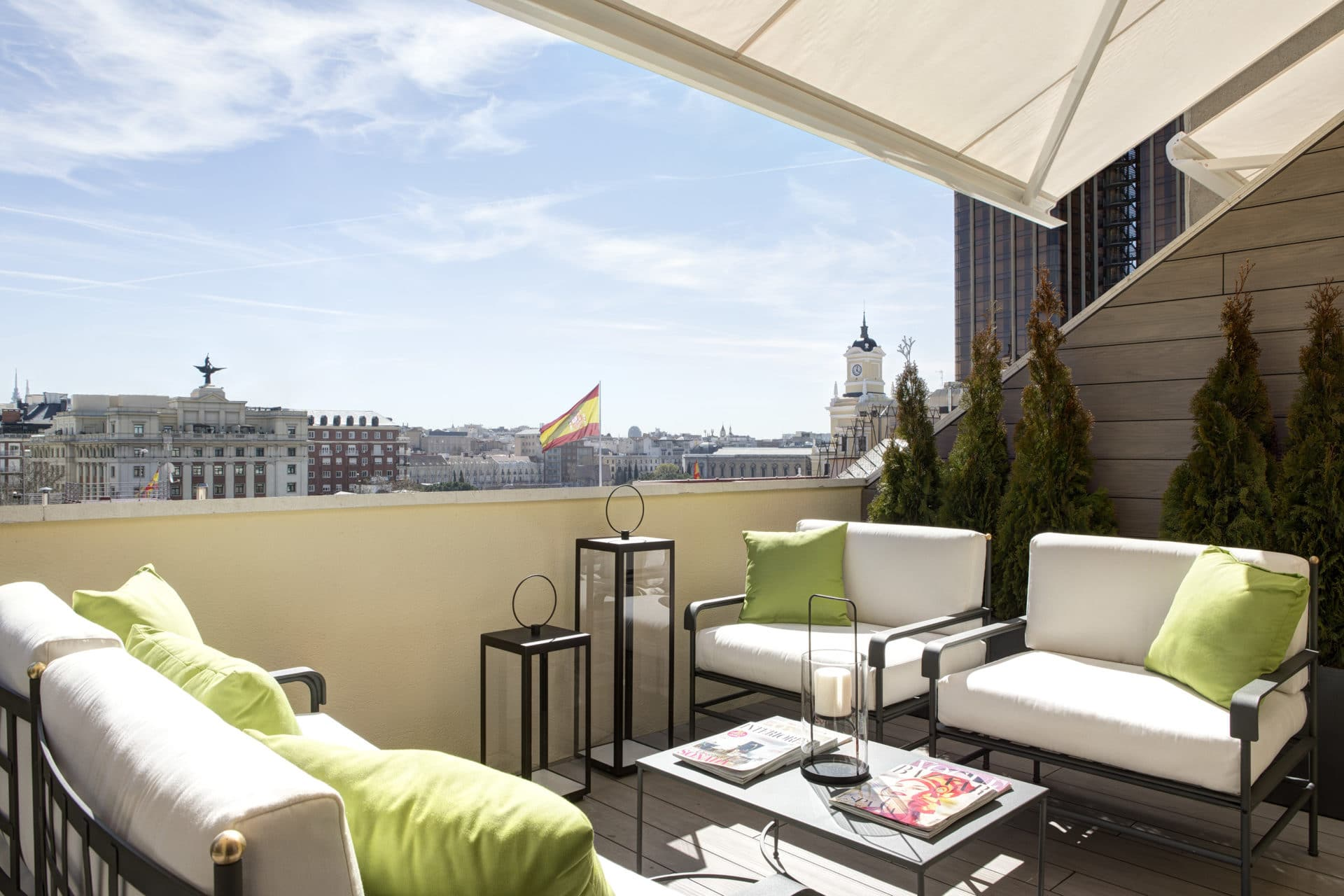 Madrid Terrace Suite Outdoor- Bed & Breakfast offer